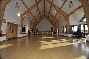Environmentally Friendly Rock Village Hall Bewdley